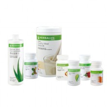康寶萊進階體重控制計劃 Herbalife Advanced Weight-Management Programmes